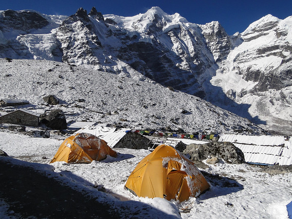 Climbing Mera Peak and Island Peak