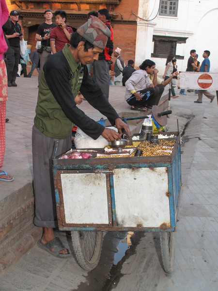 Kathmandu, Durbar square