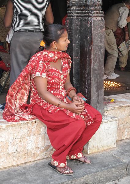 Kathmandu, Swayambunath