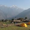 Camp Najing 2600m