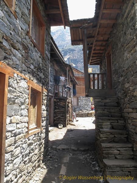 dorpje verkennen