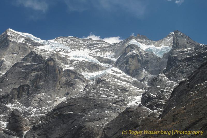 Mera Peak westwand