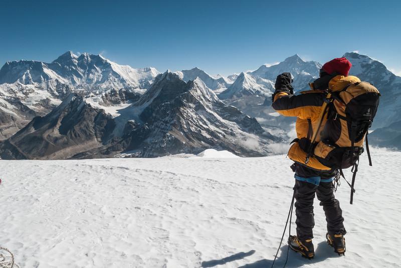 3  Achtduizenders! Everest - Lhotse - Makalu