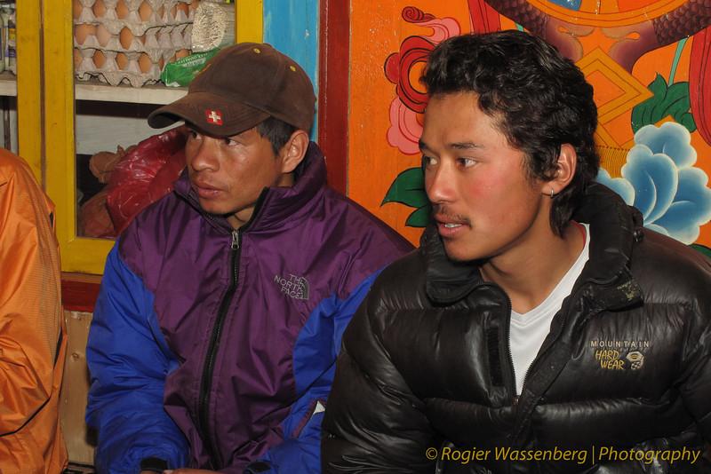 Radzoe en Mingmar