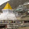 stupa te Namche