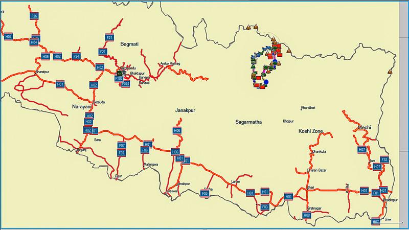 Solokhumbu regio<br /> Solokhumbu regio