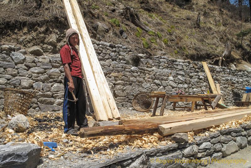 timmerman in Khote<br /> carpenter in Khote
