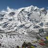 zicht op Mera Peak