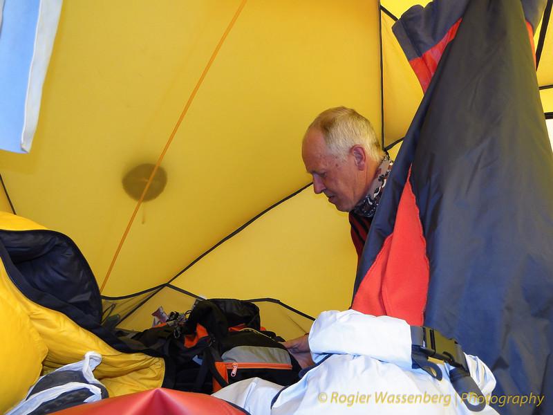 Camp Khare, rustdag, Marijn