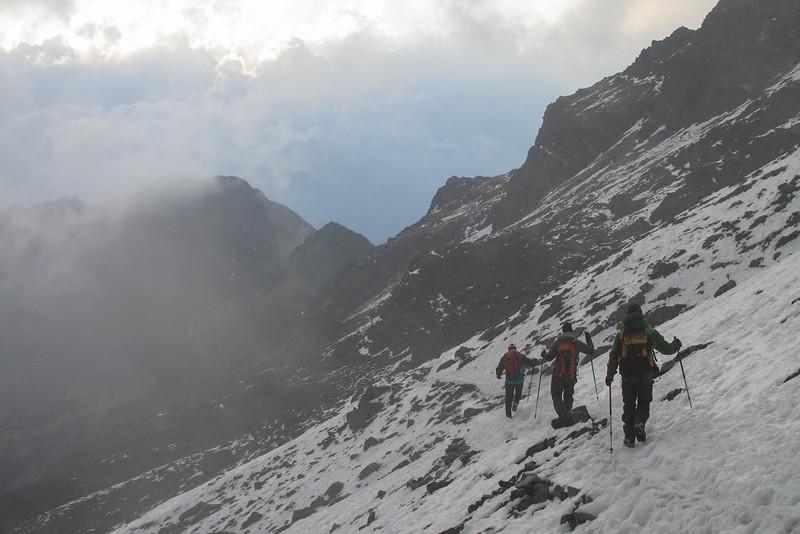 passing through Zwatrala pass