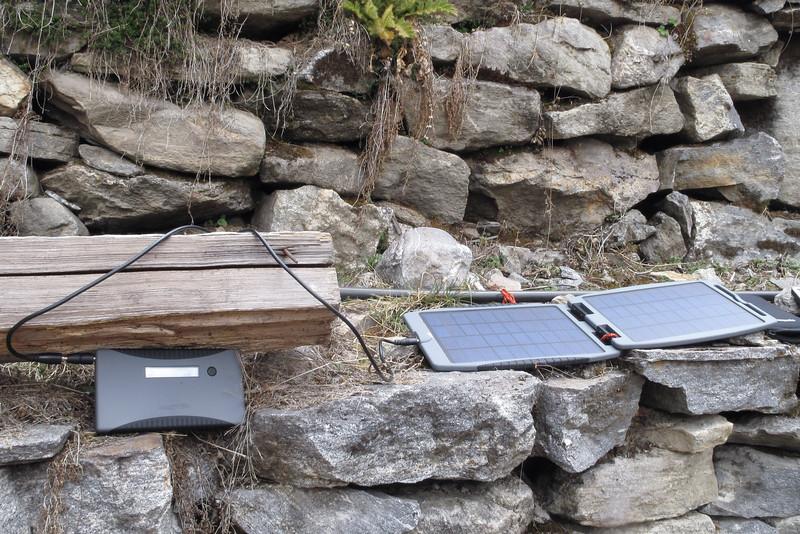 onze zonne-energie centrale