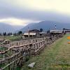 zicht over Najing (2695m)
