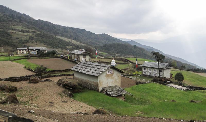 Pangkongma (2846m)