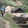 op weg naar Pangkongma (2846m)