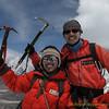 Mingmar - Ang op top van Island Peak<br /> Mingmar - Ang op top van Island Peak