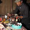 Tenzi, de keukenhulp