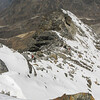 Van Khare naar Mera Peak base camp (Mera La) 5350m