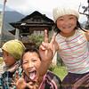 kinderen in Shibuche