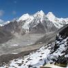 bergen zonder naam (6100 - 6400m)