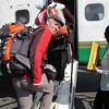 Vlucht naar Lukla (2800m) <br /> Flight to Lukla (2800m) with Twin Otter
