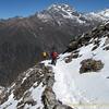 berg op de achtergrond: Zatr Teng (4943m)