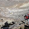 op weg naar Mera La (Mera Peak base camp)