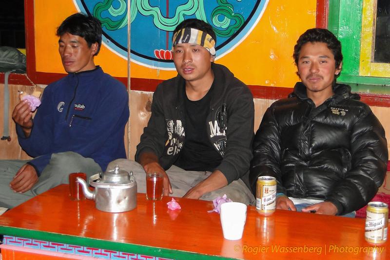 Ramès, Sonam, Mingmar