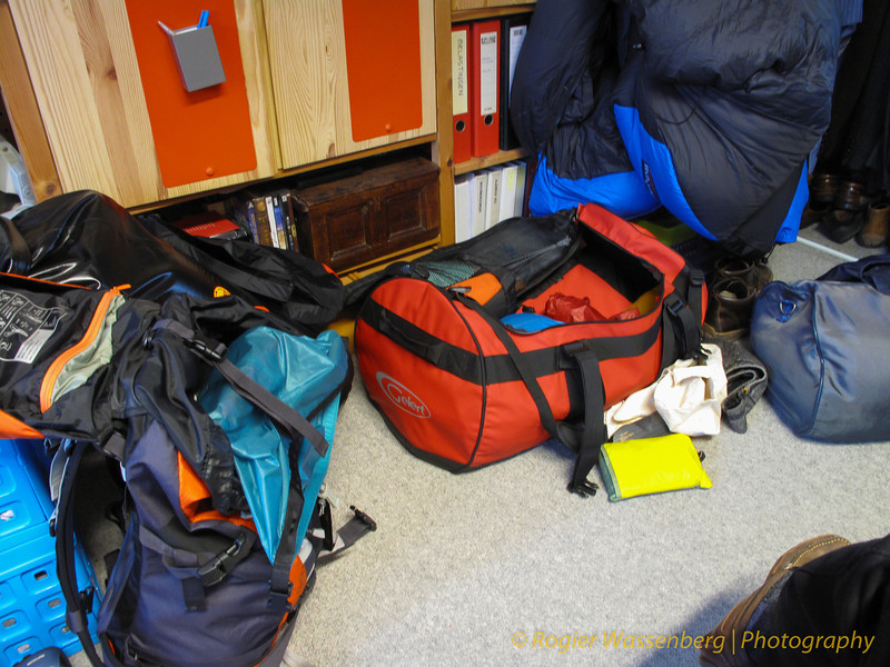 Nepal trip, voorbereidingen