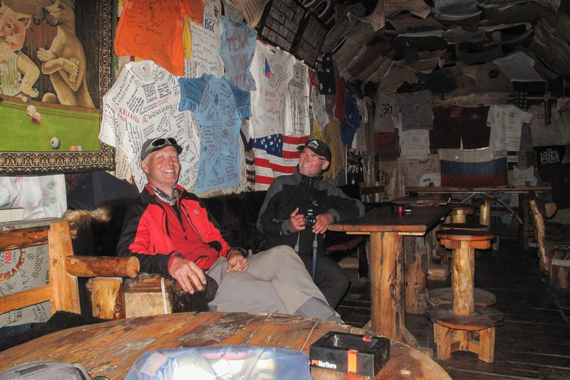 Blues Café in Namche