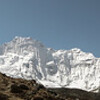 Ombigaichan (6340m) en Ama Dablam (6856m)
