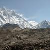 Lhotse (8502m) en Island Peak (6190m)