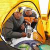 middag thee van Sonam en Tenzi