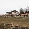 Klooster van Tengboche met Taboche Peak (6367m)