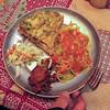 pizza, pasta, kool en een nepalese specialiteit