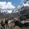 naar Khare (4900m)
