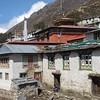 klooster van Pangboche (het oudste van Nepal)