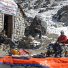 rustdag en spullen uitzoeken voor Mera Peak