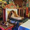 Dalai Lama's zitplaats