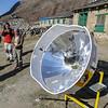 zonne-energie om water te verwarmen