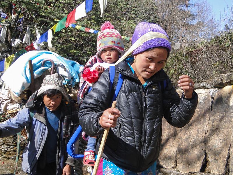 op de pas Pangkongma La
