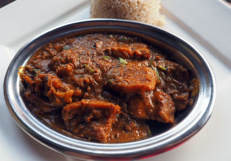 Pokhara is known for it's fish curries