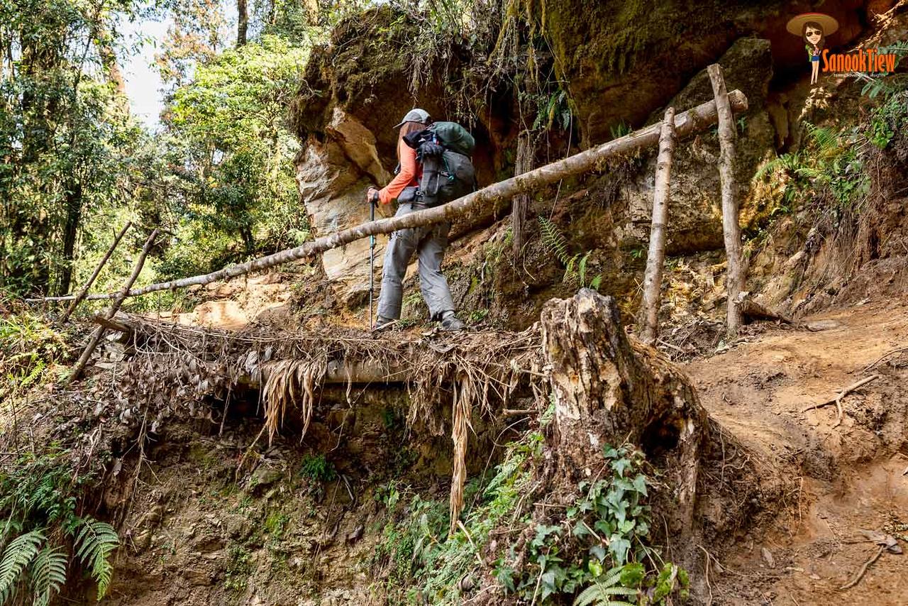 muldai viewpoint dobato จุดชมวิว muldai โดบาโต้ trekking Nepal เทรคกิ้ง เนปาล