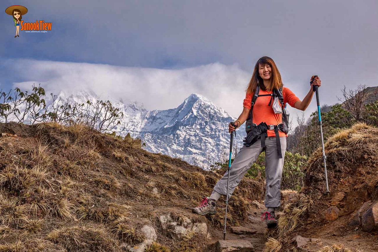 Mardi Himal Middle Camp trekking Nepal เทรคกิ้ง มาดิฮิมาล เนปาล
