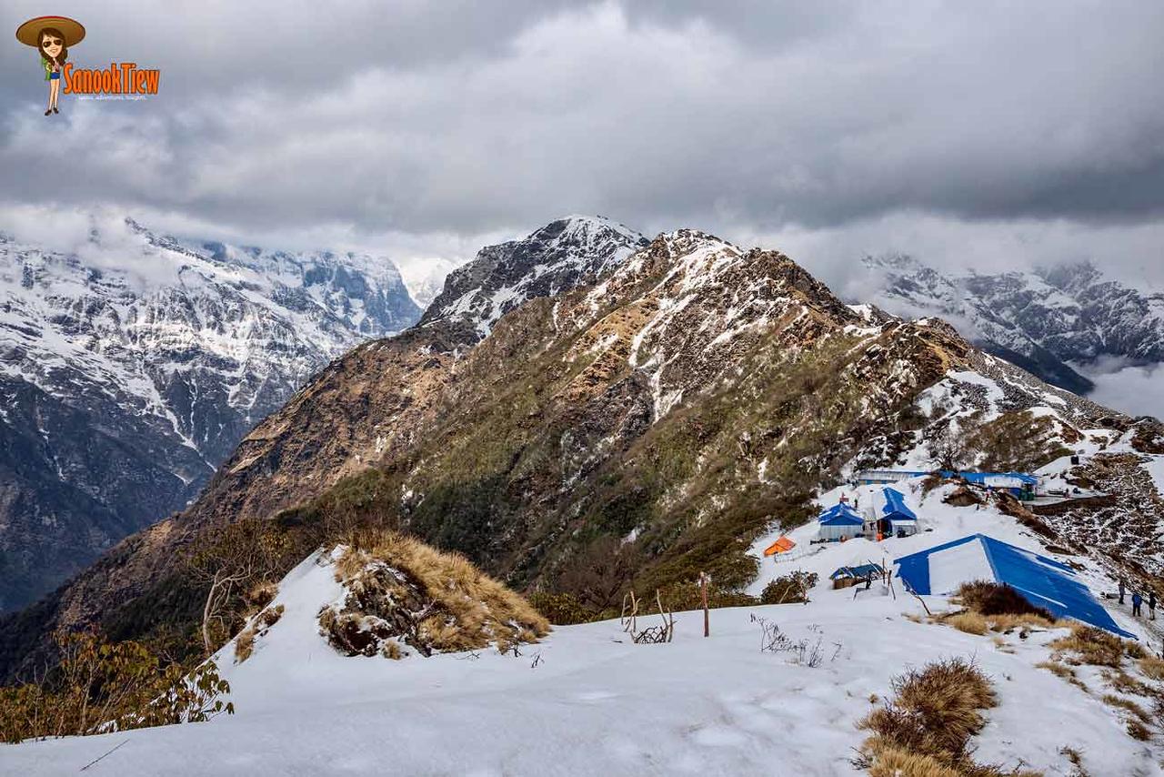 Mardi Himal Trek High Camp trekking Nepal เทรคกิ้ง มาดิฮิมาล เนปาล