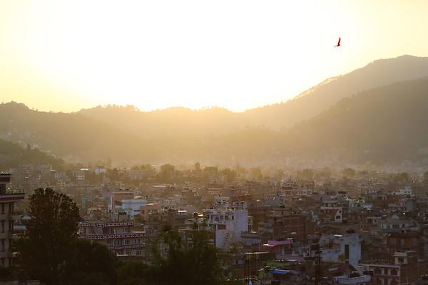 Kathmandu, Nepal. (Photo by Mallory Olenius)