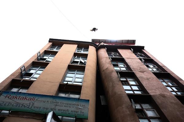 Buildings converged