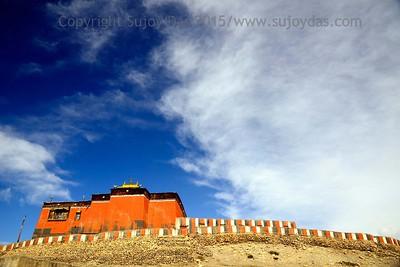 Tsarang monastery