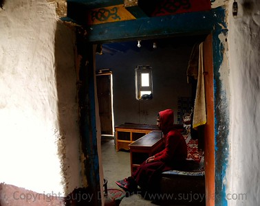Lodge at Lo Manthang