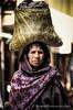 Nepali woman, Kathmandu, Nepal