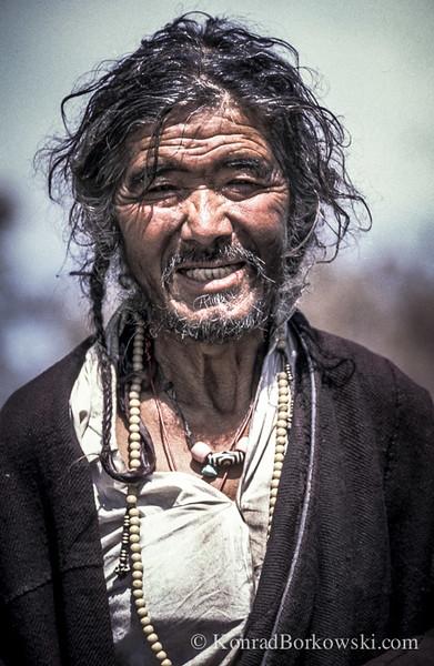 Nepali man, Kathmandu, Nepal